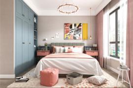 新房装修:卧室衣柜要怎么摆放比较好?卧室衣柜摆放注意事项