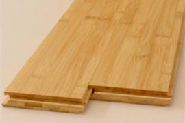 新房装修:关于竹地板选购的五大误区