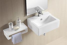 成都新房装修:卫生间洗手盆种类有哪些?
