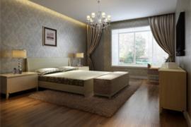 成都新房装修:乳胶漆墙面能否直接贴壁纸?