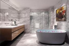 成都别墅装修:卫生间干湿分离的必要性