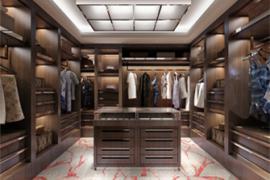 成都别墅装修:如何才可以更好的装修出衣帽间?