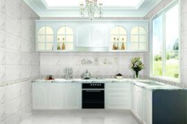 成都别墅装修:瓷砖铺贴前为什么要泡水?