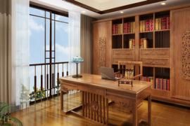 成都新房装修:书房家具如何摆放?家具摆放禁忌有哪些?