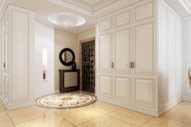 成都别墅装修:玄关装修设计五大要点