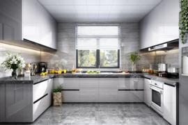 成都新房装修:厨房操作台面如何选择?