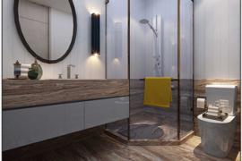 成都新房装修:如何解决无窗卫生间通风、采光、潮湿等问题