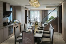 成都别墅装修:不同居室空间,灯具应该如何选择?