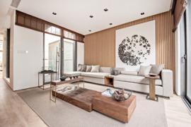 成都别墅装修:地板家具颜色怎么搭配?