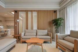 成都别墅装修:日式风格窗帘如何搭配?