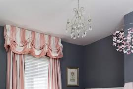 别墅装修,成都大业美家婴儿房的注意事项。