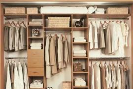 小户型要舒适——这样设计衣柜!