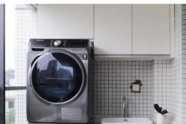 洗烘机的摆放方式有哪些?平放和叠放的利弊分析