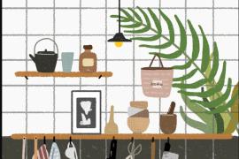中餐厨房的装修原则是什么?